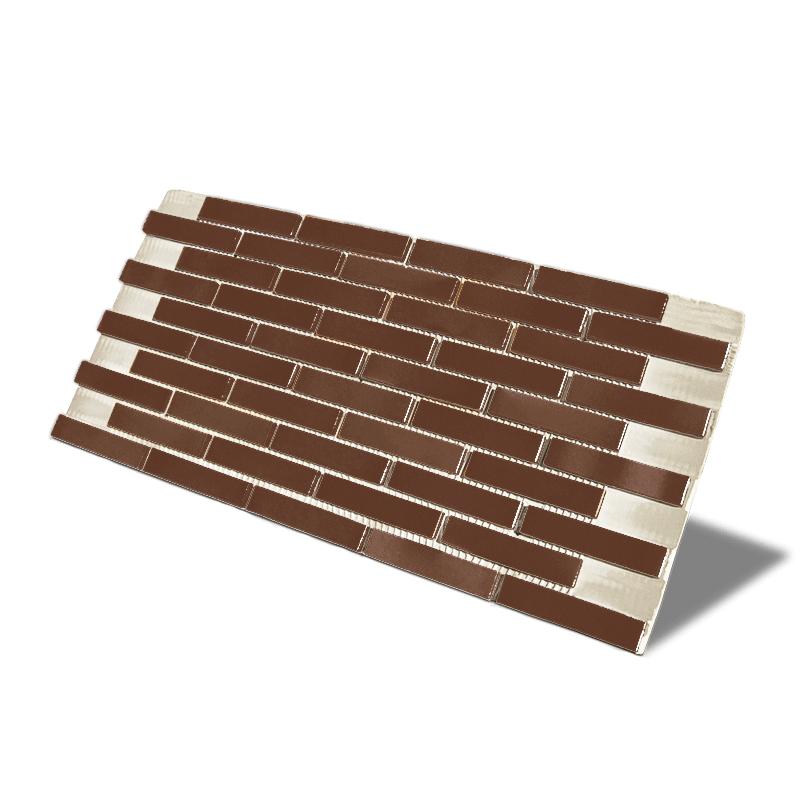 thermoklinker-marron
