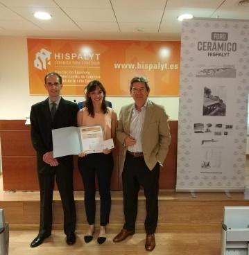 Hispalyt premia al futuro de la arquitectura la paloma - Escuela superior de arquitectura de san sebastian ...