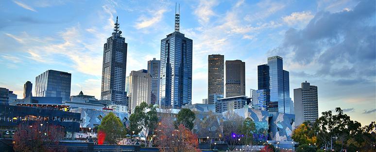 Edificio más alto de Australia Green Spine