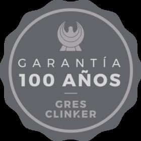 sello garantia 100 años