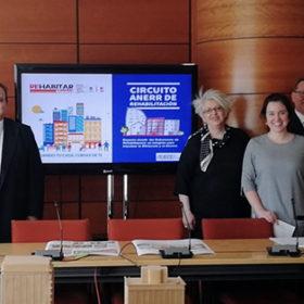 Premios ANERR 2019 en el marco de Rehabitar Madrid