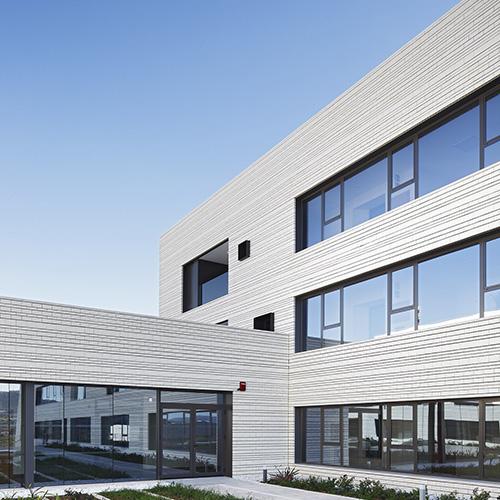 Ladrillos para fachadas ventiladas Frontiss Brick, Antequera 51