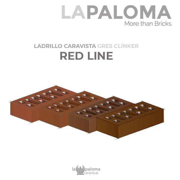 Folleto Red Line La Paloma
