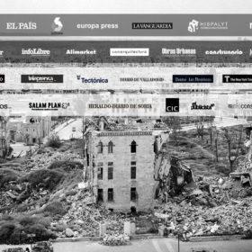 El ladrillo solidario para la reconstrucción de Alepo