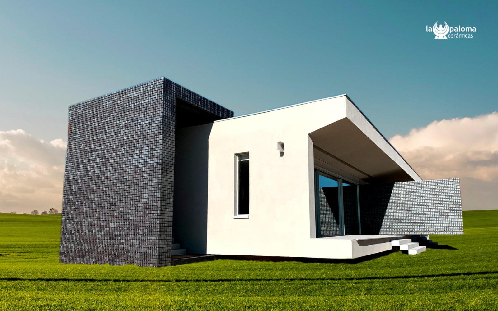 Tash, el ladrillo carvista que aporta funcionalidad a las fachadas ventiladas