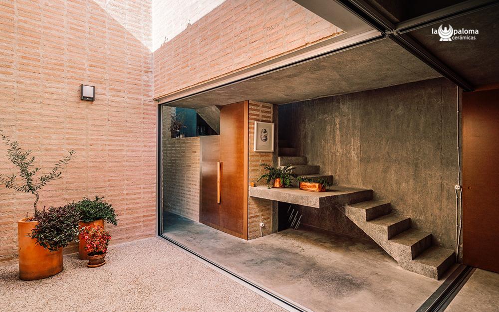 Monoa, de María Luisa de Miguel Gonzáles. Obra candidata al XV Premio Arquitectura Ladrillo 2017-2019