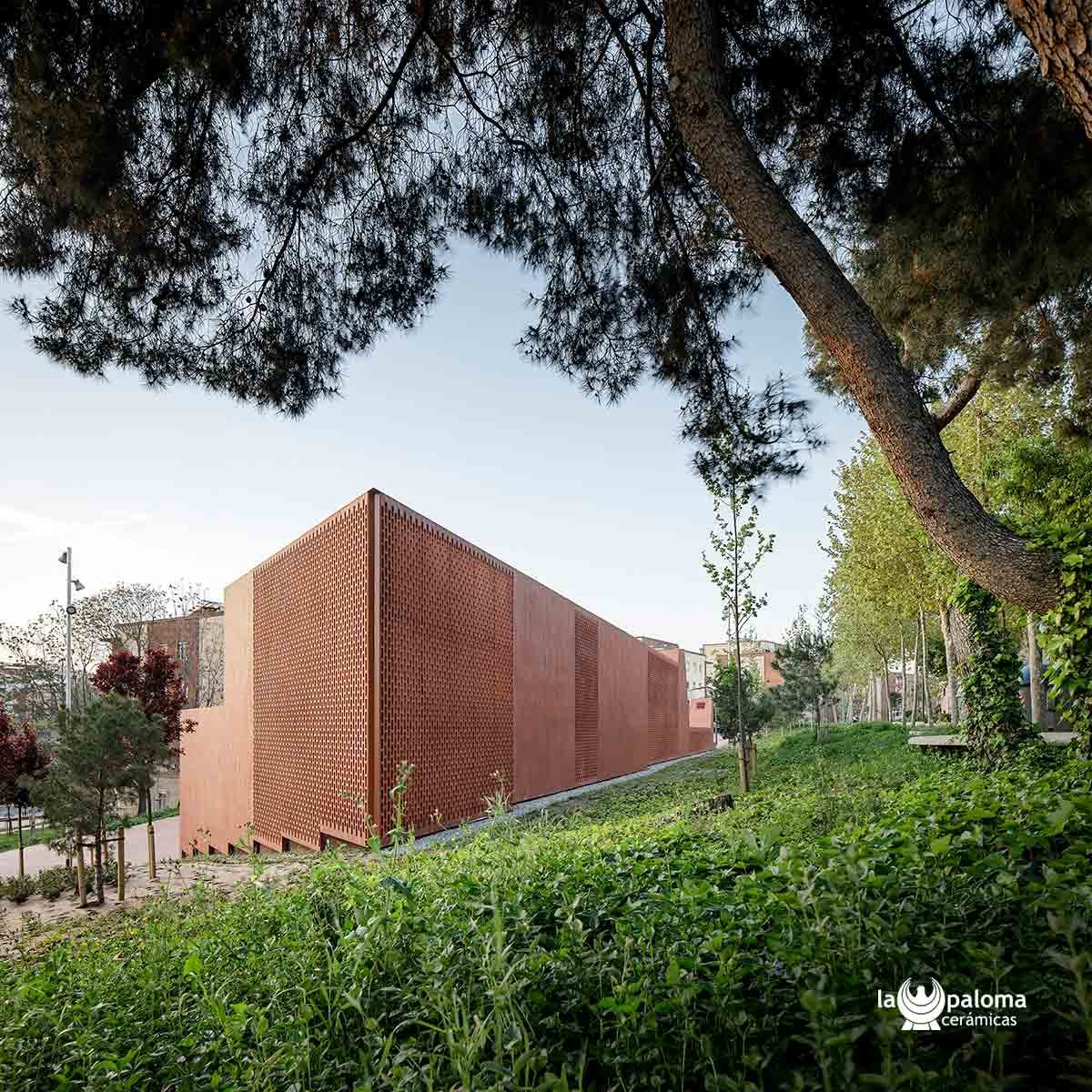 Primer premio en categoría de ladrillo, XV Premios Arquitectura de Hispalyt