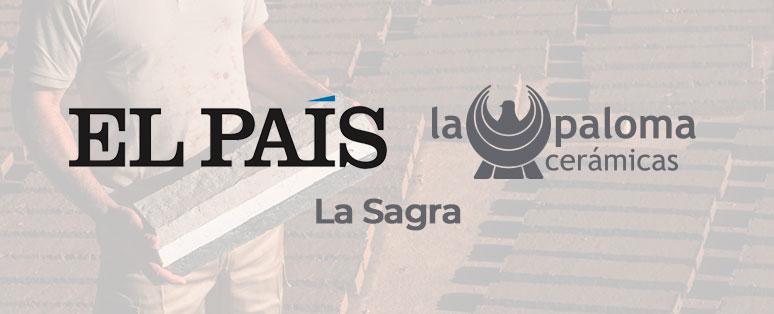 Francisco Rodríguez, Director General de La Paloma Cerámicas en la entrevista para el podcast de El País en colaboración con Correos, en la cual hablan de su labor destacada en el desarrollo económico y sociodemográfico en la comarca de La Sagra