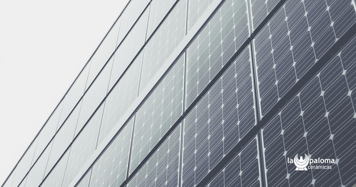 Sostenibilidad y eficiencia energética de La Paloma Cerámicas