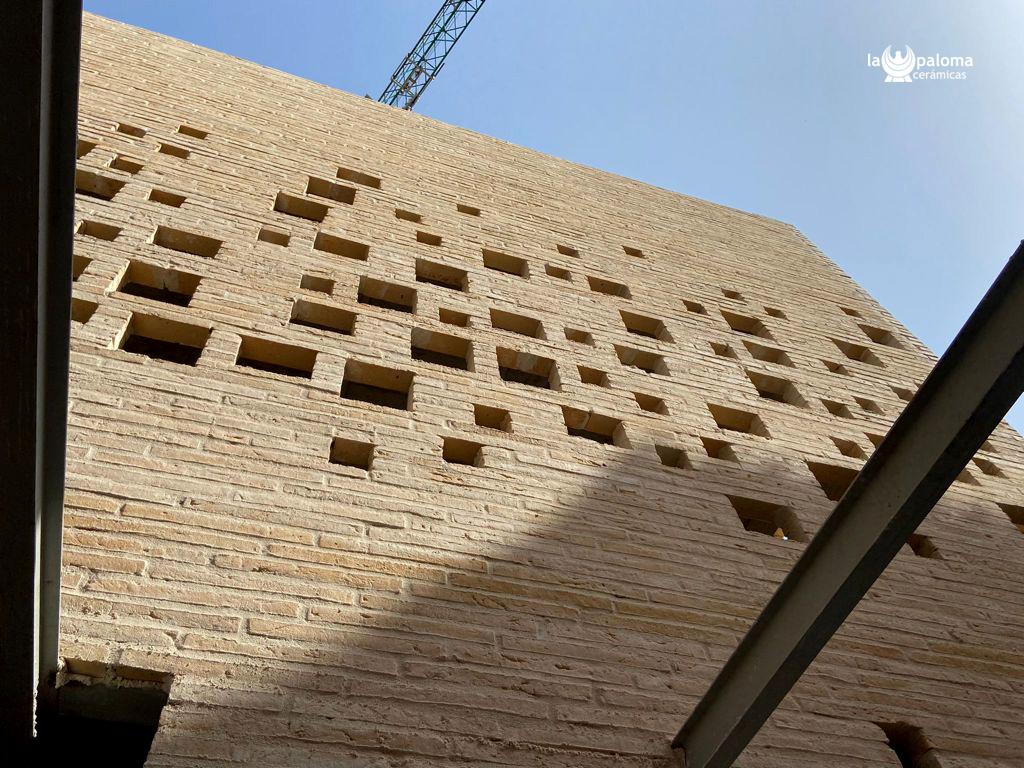 Los ladrillos Jerusalem, ahora parte del Museo del Greco y Museo Sefardí